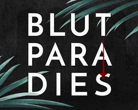 Blutparadies Wallpaper