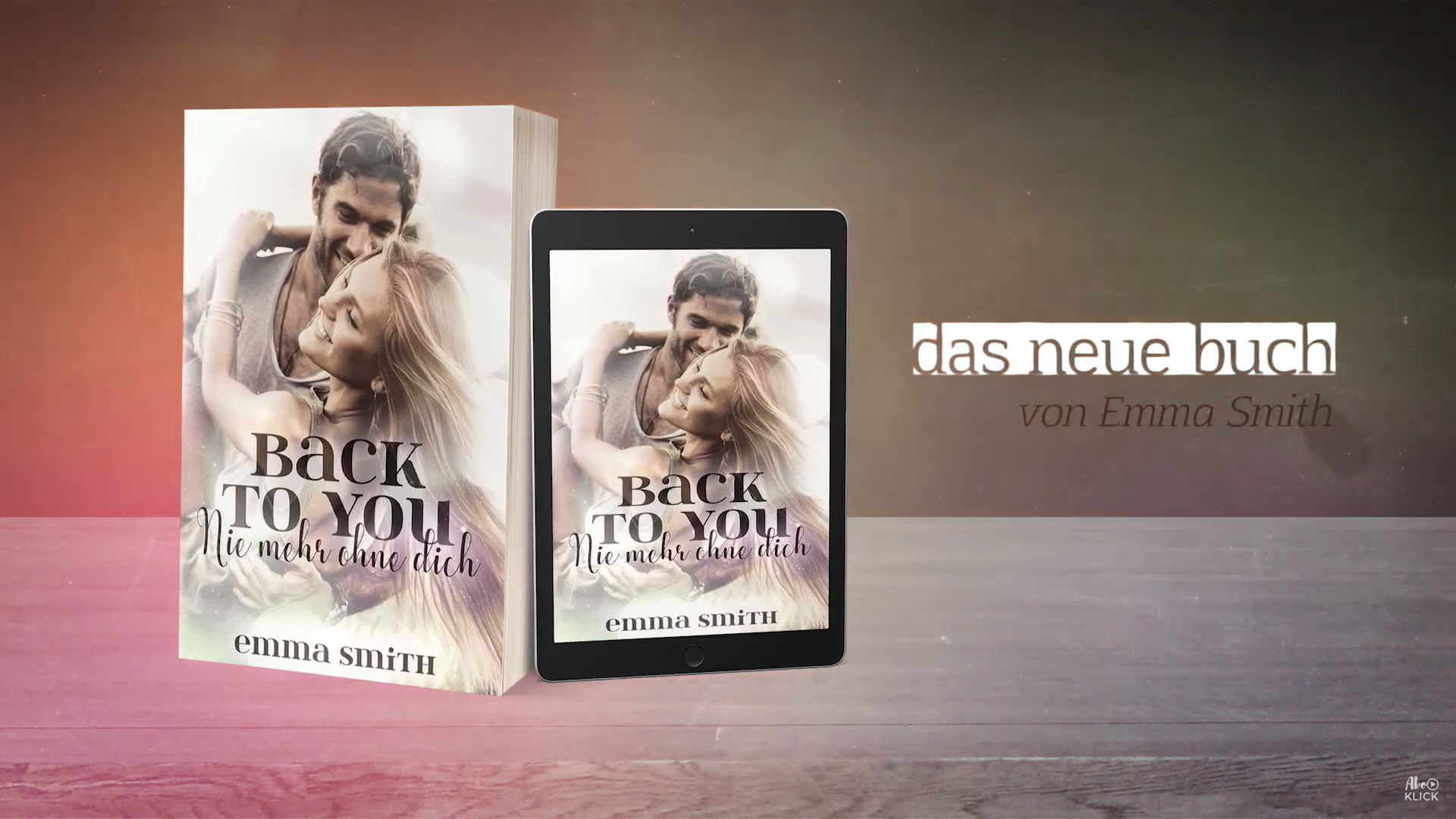 Back to you Buchtrailer