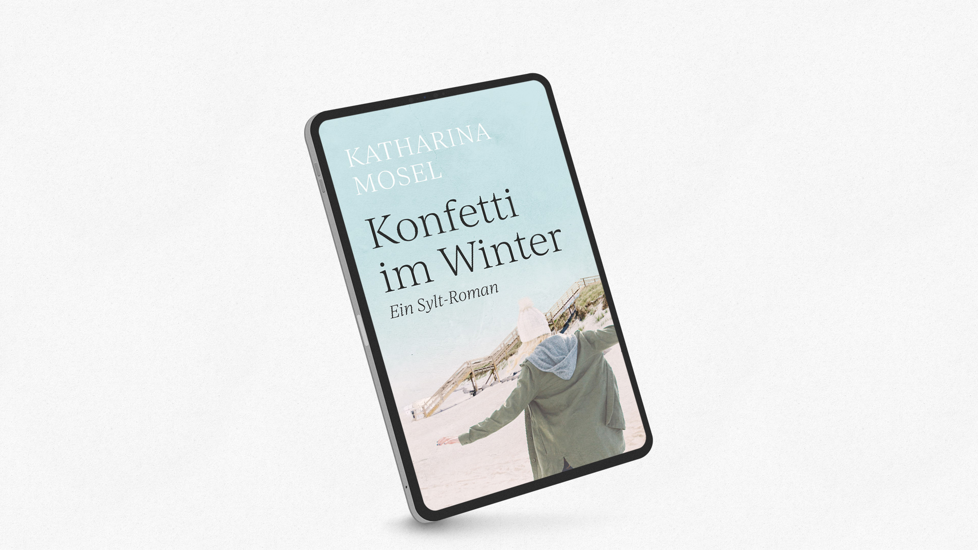 Konfetti im Winter