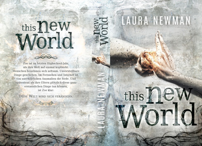 This New World Umschlag
