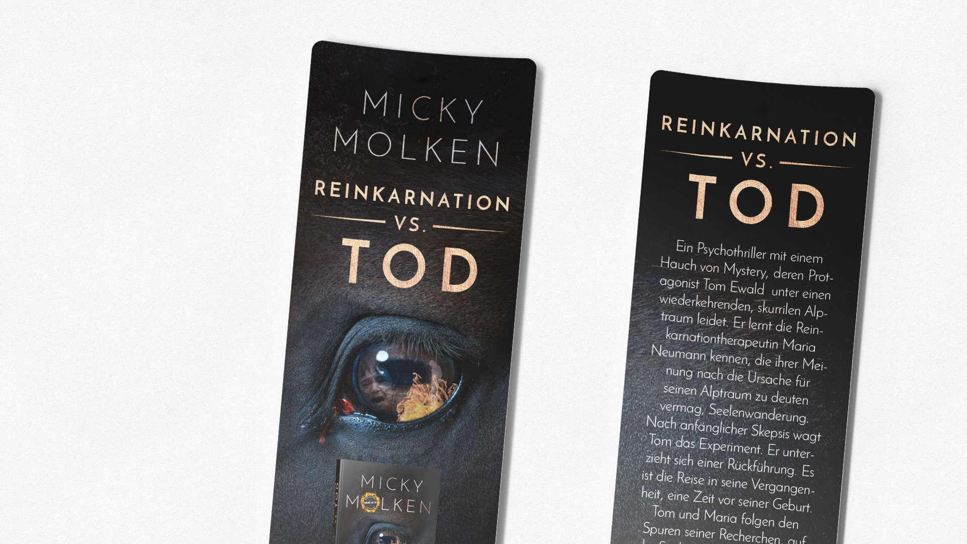 Reinkarnation vs. Tod Lesezeichen