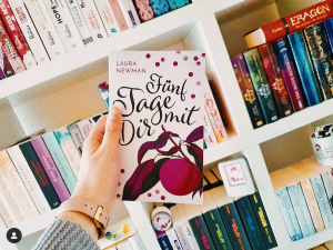 Liebesroman veröffentlichen