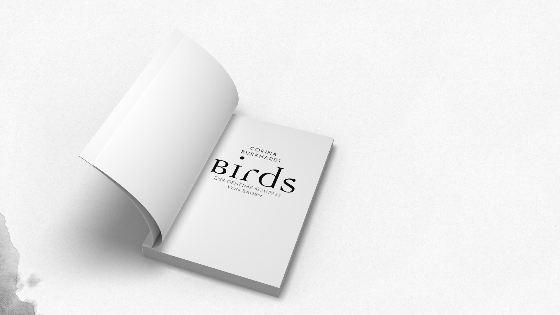 Birds Buchsatz