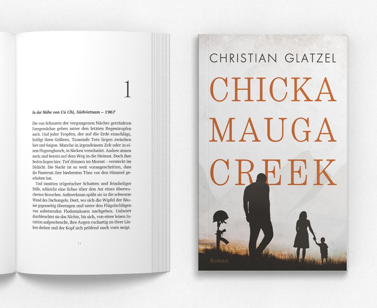 Chickamauga Creek Buchsatz