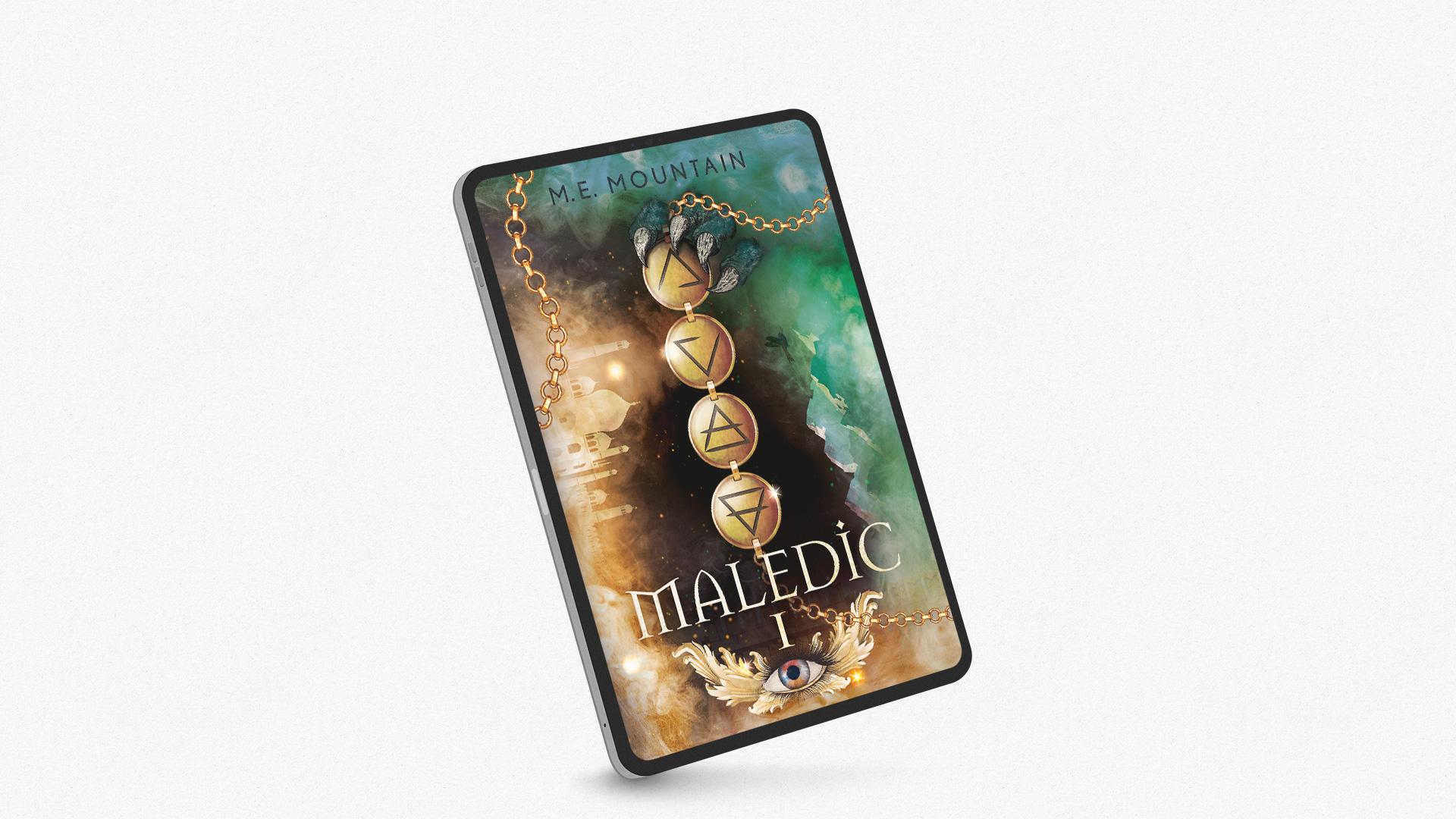 Maledic Buchcover