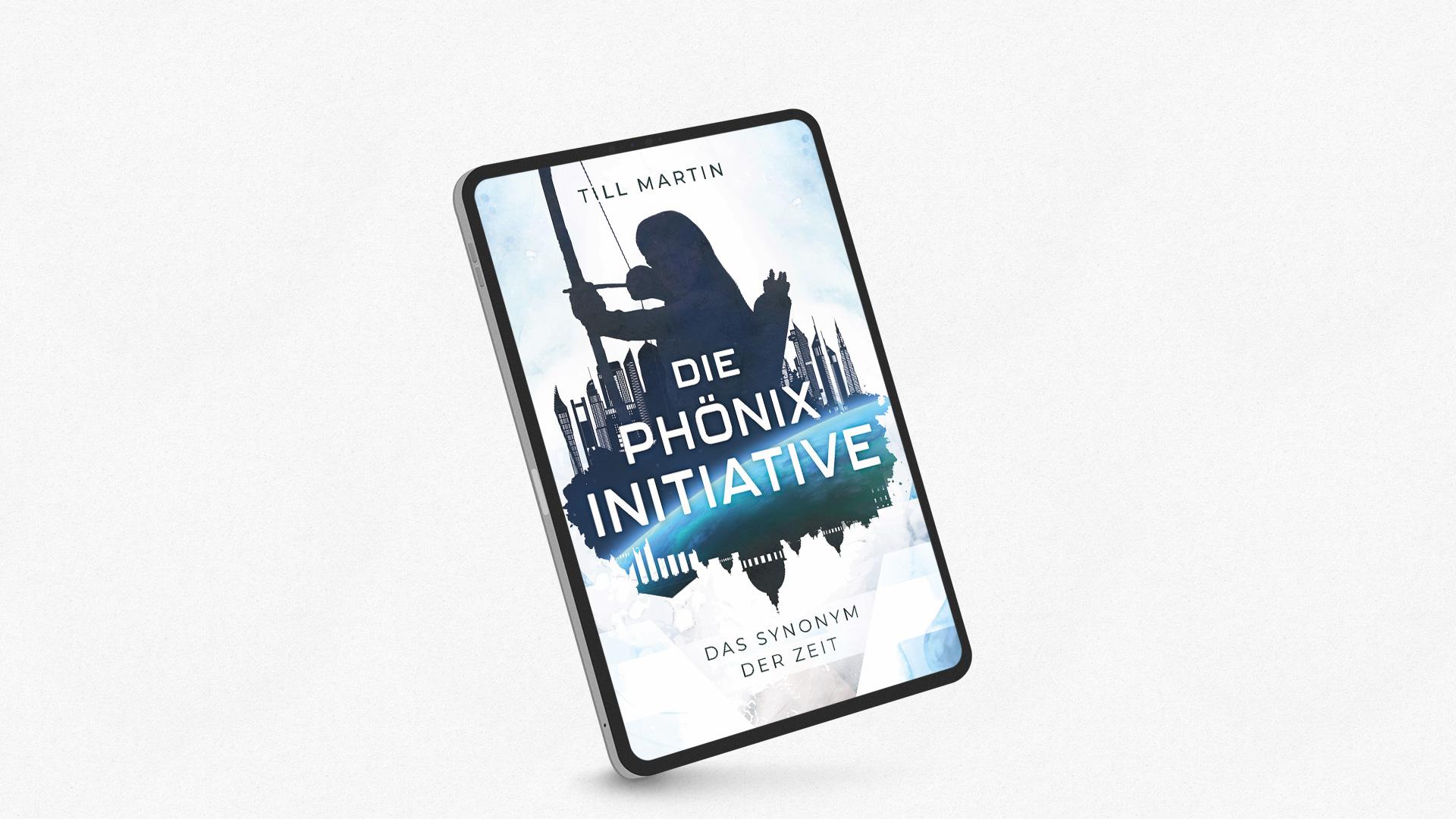 Die Phönix Initiative Cover