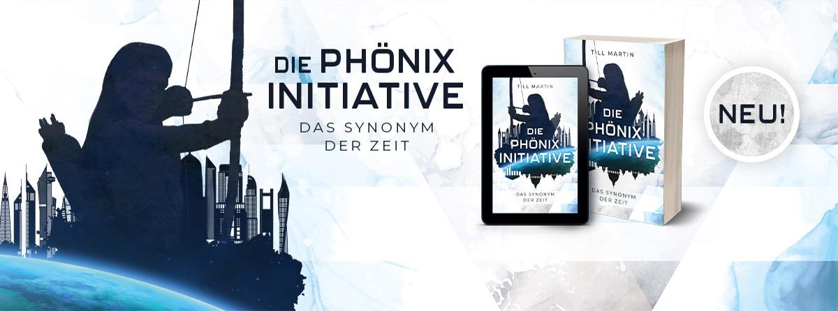Die Phönix Initiative Banner