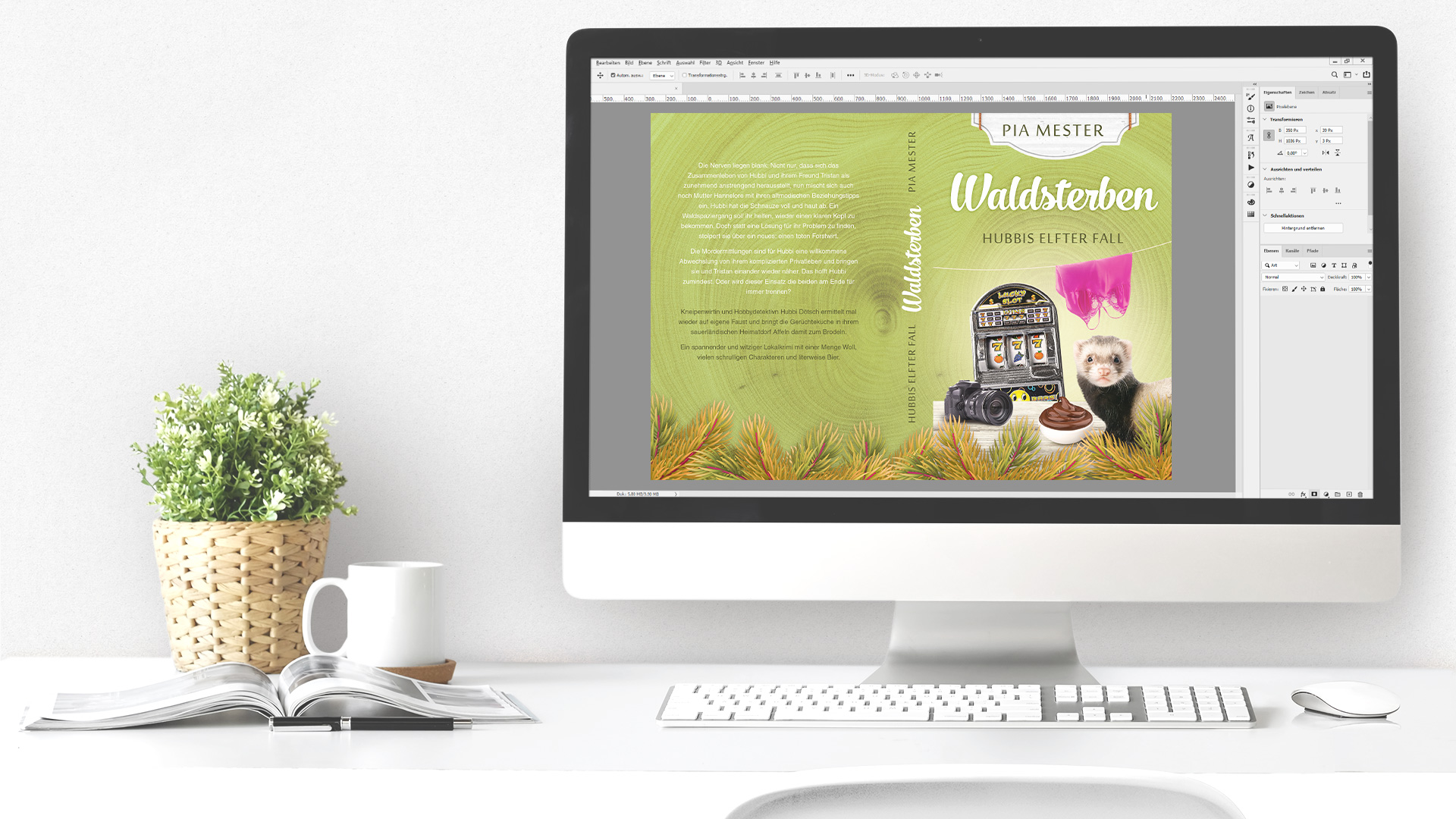 Waldsterben Cover