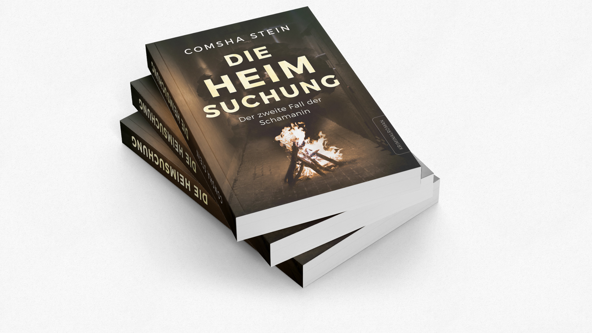 Die Heimsuchung Cover