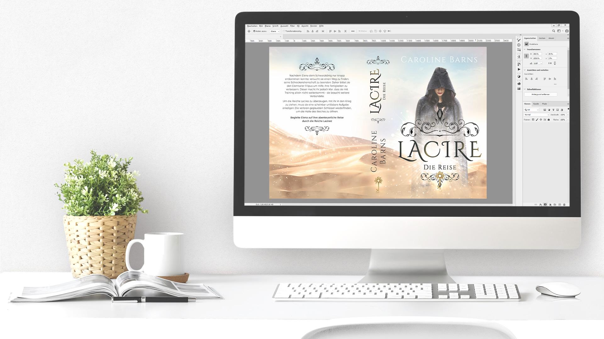 Lacire Bd 2 Cover