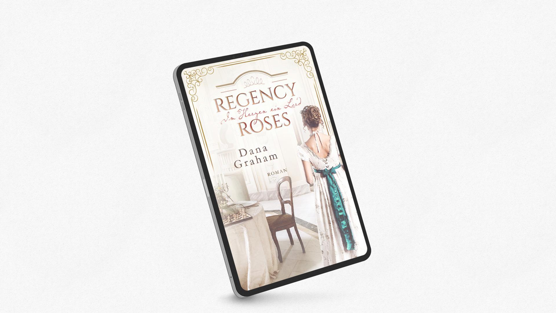 Regency Roses Bd 4 Cover