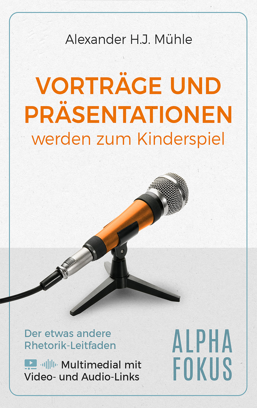 Vorträge und Präsentationen Cover